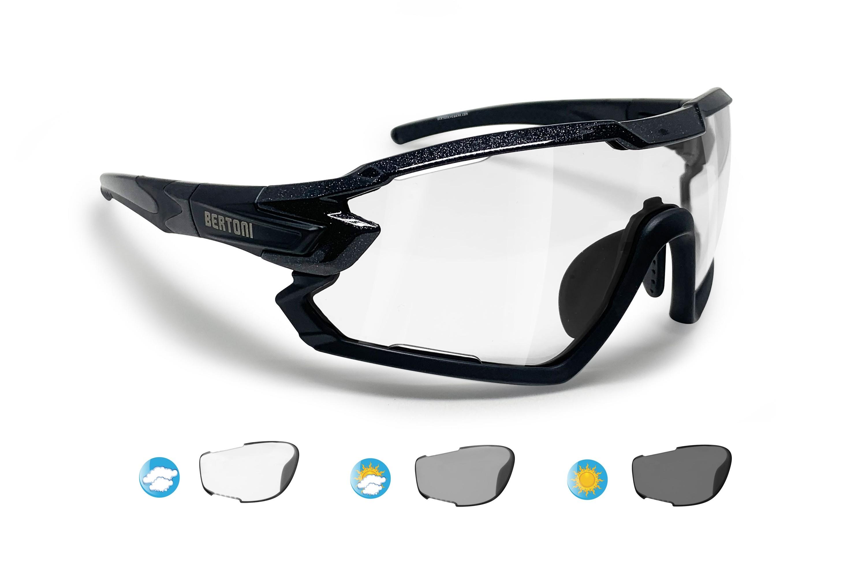 Occhiali Ciclismo da Vista QUASAR A01