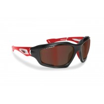 Occhiali Sportivi prodotti in leggerissimo TPX per Ciclismo MTB Running - Fori di Ventilazione Forzata - Bertoni italy - FT1000B