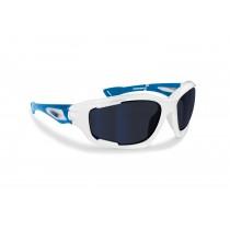 Occhiali Sportivi prodotti in leggerissimo TPX per Ciclismo MTB Running - Fori di Ventilazione Forzata - Bertoni italy - FT1000E