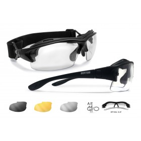 Cycling Sunglasses for Prescription AF399A (matt black)