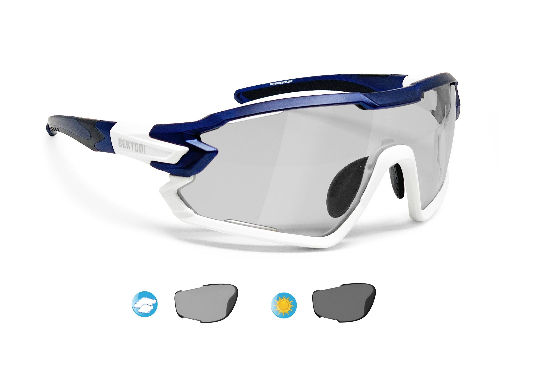 Occhiali Ciclismo da Vista Fotocromatici Polarizzati QUASAR PFT02